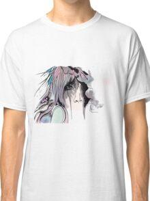 Wet girl! Classic T-Shirt