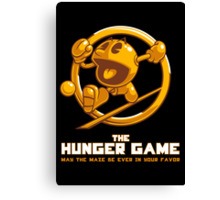 The Hunger Game Canvas Print