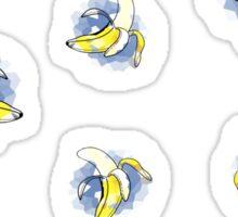 Mad Banana Logo! Sticker