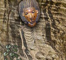igbo shaman by arteology