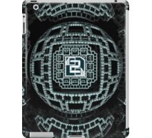 Fractalized Block Power iPad Case/Skin