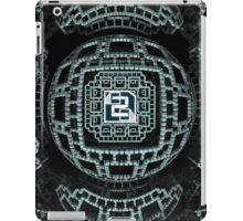 Fractalized Block Power iPad Case/Skin