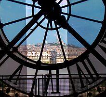 Musée d'Orsay and Paris by ValSteve59