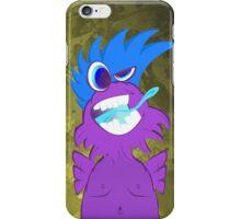 Crazy chicken V3 iPhone Case/Skin