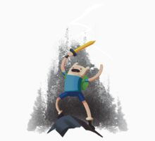 Adventure Time - Finn the Adventurer Kids Clothes