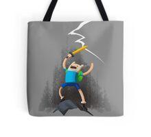 Adventure Time - Finn the Adventurer Tote Bag