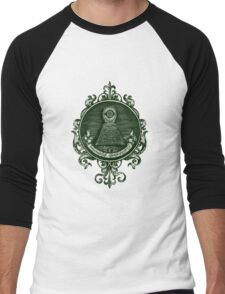 Sauron The Lord Of The Ring Men's Baseball ¾ T-Shirt
