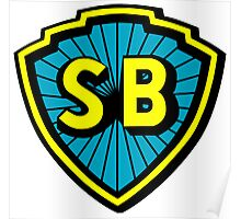 Shaw Brothers Logo Poster