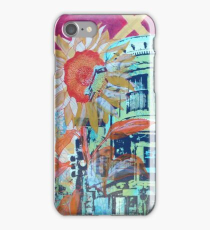 sunday at the corner grocery iPhone Case/Skin