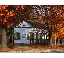 Delaware Hudson Canal Business Office Photographic Print