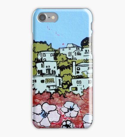 garden views iPhone Case/Skin