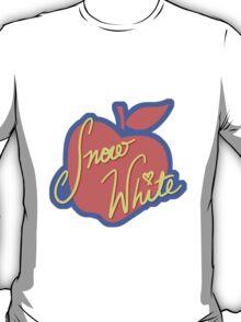 Snow White Symbol & Signature T-Shirt