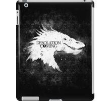 Desolation is Coming iPad Case/Skin