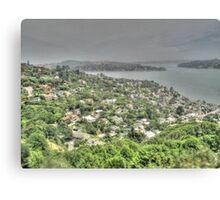 San Francisco city view Canvas Print