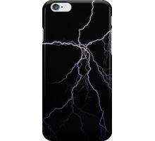 Lightning strikes iPhone Case/Skin