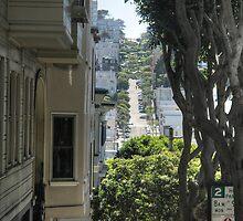 Lombard Street by RazanAlt