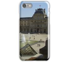 The Louvre iPhone Case/Skin