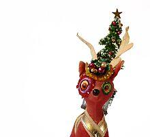 Holidaze Reindeer by SusanSanford