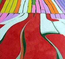 Natural Quilt, Table Cape by Richard Klekociuk
