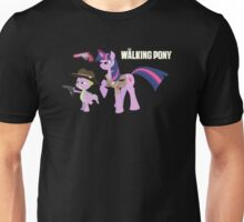 Twilight Rick and Spike Carl Unisex T-Shirt