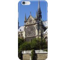 Cathédrale Notre-Dame de Paris iPhone Case/Skin