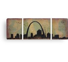 Gate to the West Canvas Print