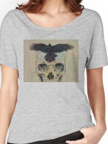 Black Crow Women's Relaxed Fit T-Shirt