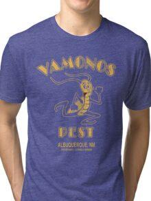 Vamonos Pest Tri-blend T-Shirt