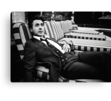 Mr Chillax Canvas Print