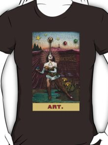 Art / Temperance: Circus Tarot from Duck Soup Productions T-Shirt