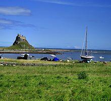 Lindisfarne by hans p olsen