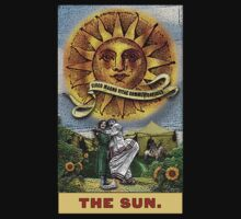 The Sun - Circus Tarot from Duck Soup Productions by DuckSoupDotMe