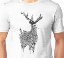 Beautiful Deer Old Unisex T-Shirt
