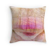 You're in my thoughts... Throw Pillow