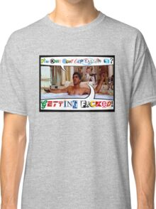 """You Know What Capitalism Is?"" Tony Montana, Scarface Classic T-Shirt"