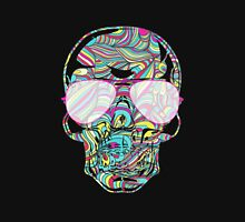 Skull Color Waves Unisex T-Shirt
