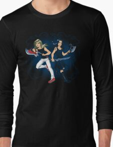 Axe Sisters Long Sleeve T-Shirt