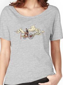 Steam FLY Women's Relaxed Fit T-Shirt