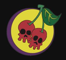 Cherry Skulls by Dropkickjaxx