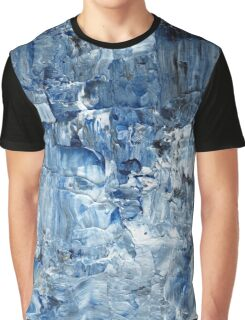 Ebb and flow across lost ice paradise Graphic T-Shirt