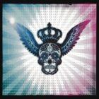 Skull with wings Tee by fantasytripp