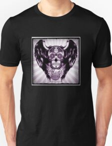 Music Skull with wings Tee T-Shirt