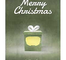 Halo Christmas Card by ajf89