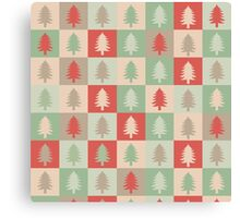 AFE Holiday Trees Canvas Print