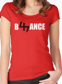 B47ANCE Women's Fitted Scoop T-Shirt