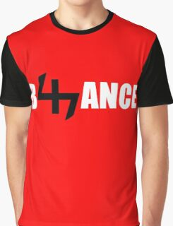 B47ANCE Graphic T-Shirt