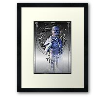 in the year 2525 Framed Print