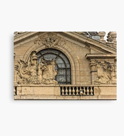 The Beauty Of Versailles - 1  ©  Canvas Print