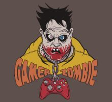 Gamer Zombie by FunButtonPress
