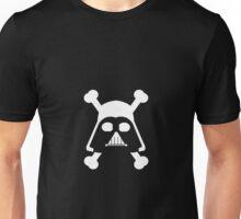 Star Wars - Darth Vader Pirate - White Unisex T-Shirt